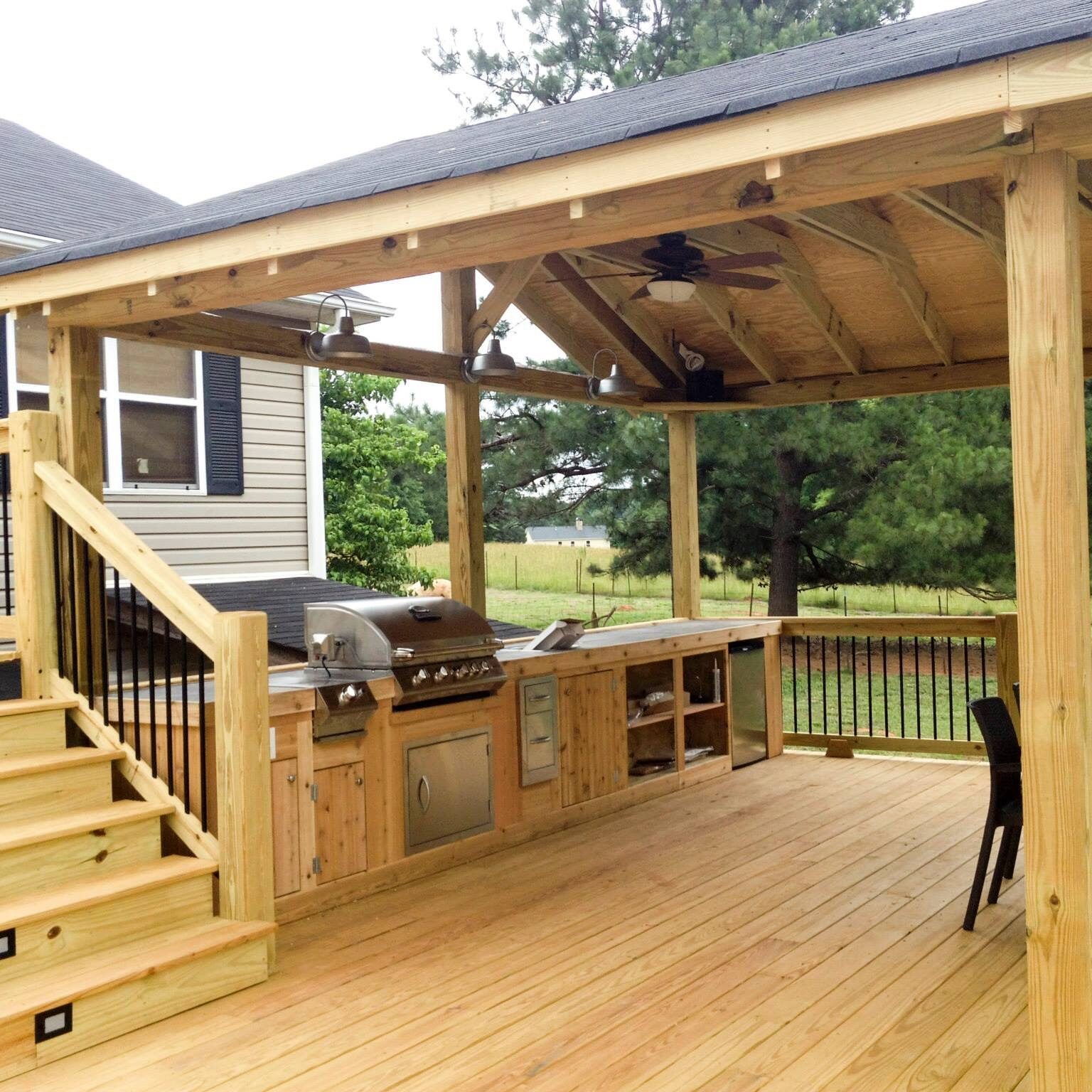 grillout patio